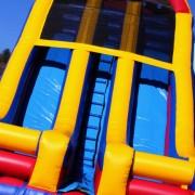 24ft dual lane slide