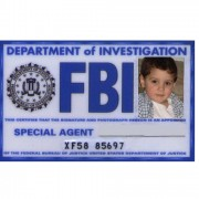 Trick ID cards