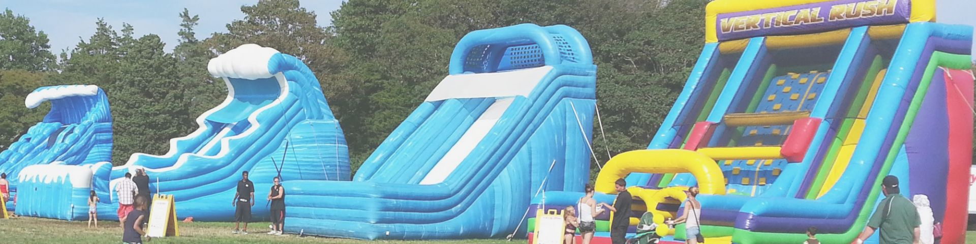 Inflatables and Interactives
