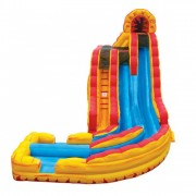 Inflatable Water Slide Rental by NY Party Works