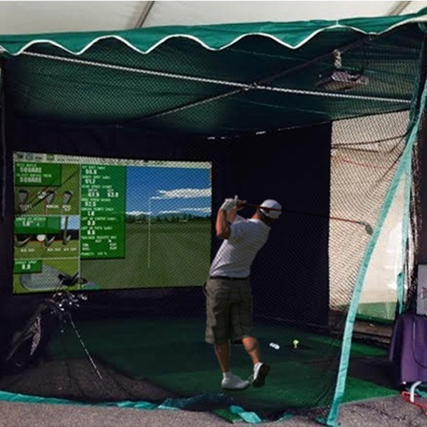 Golf Simulator Virtual Reality Rentals Ny Party Works
