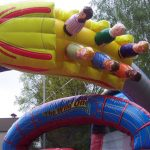 wild one bounce house