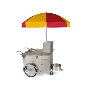 hot dog cart rental