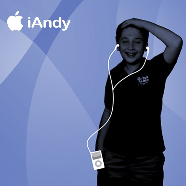 iPod Photo shoots