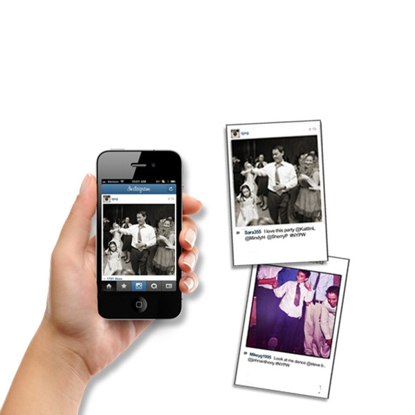 Instagram printout photos