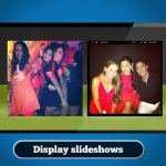 Instaphoto slide shows