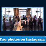 Tag photos on Instagram