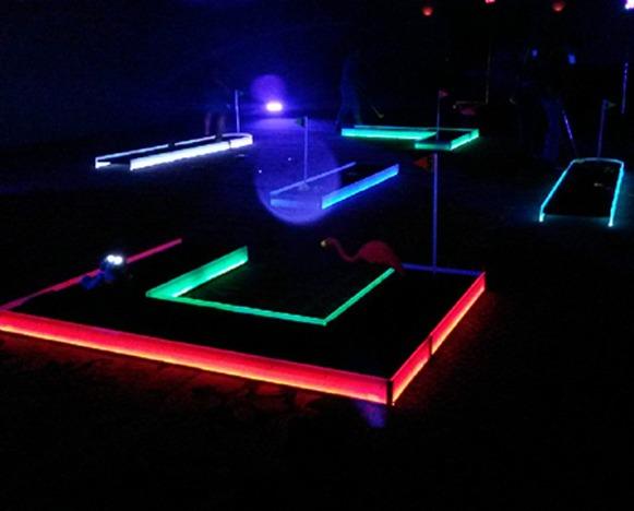LED Mini Golf