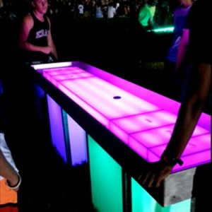 led shuffleboard rental