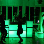 Light Up Lounge Furniture Rentals by NY Party Works