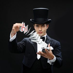 magician entertainment