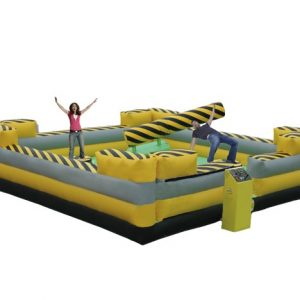 meltdown inflatable party game by NY Party Works