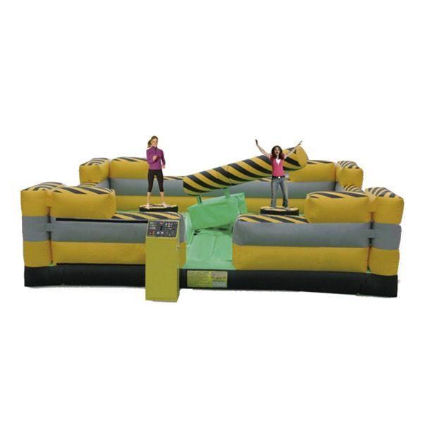 Inflatable Spinning Game Rentals by NY Party Works