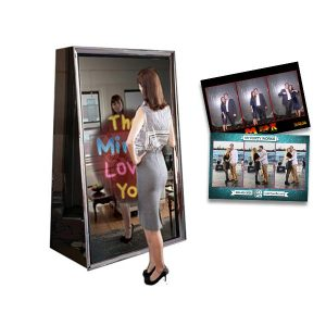 Mirror Me Photo Booth Rentals by NY Party Works