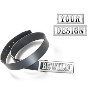 custom identity belts