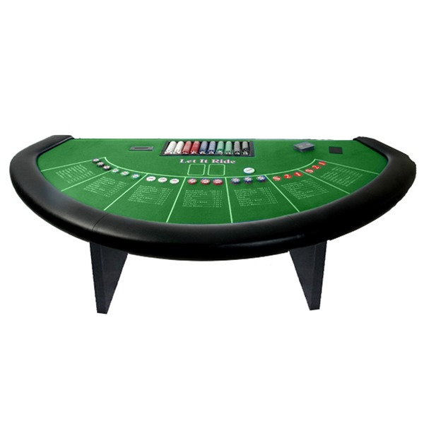 new poker table