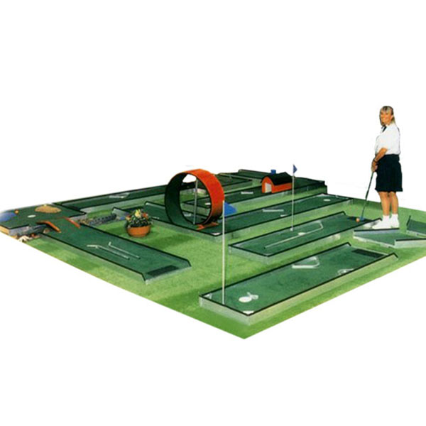 Nine Hole Mini Golf