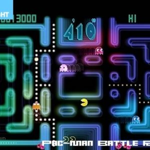 Pac Man Battle Royale