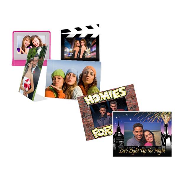 Memory photo frames