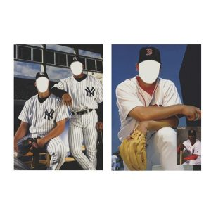 Baseball photo illusions