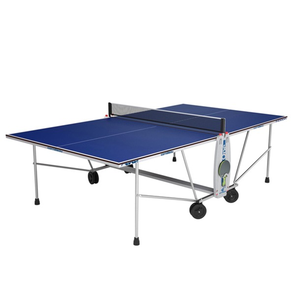 mobile ping pong table