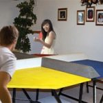 4 person ping pong