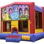 large bouncers for parties