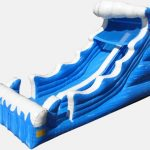 water slide bounce rental