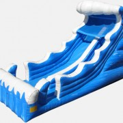 water slide bounce rental