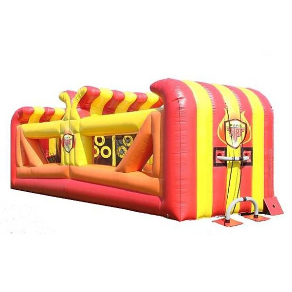 rapid fire bounce house