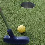 mini golf put