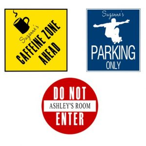customized signs