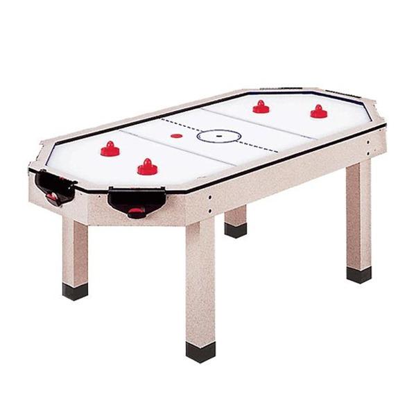 six sided air hockey table