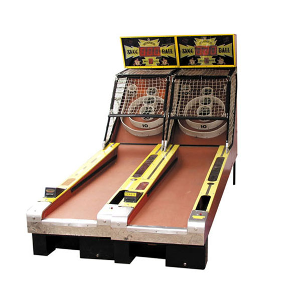 Skee Ball Arcade Party Rentals From Ny Party Works