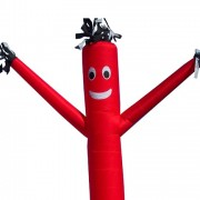 sky dance mascot