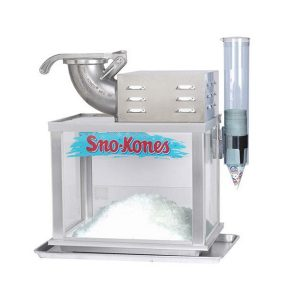 sno-knoes machine rentals
