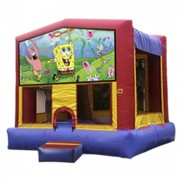 sponge bob bounce rental
