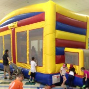 sports dome inflatable