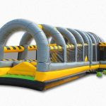 Toxic Drop inflatable game