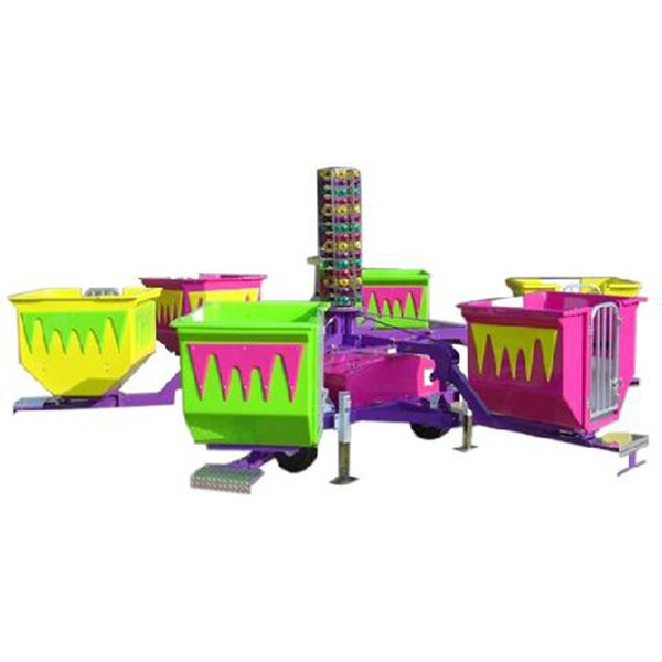 turbo tubs carnival ride rentals