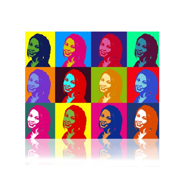 Warhol Style Images