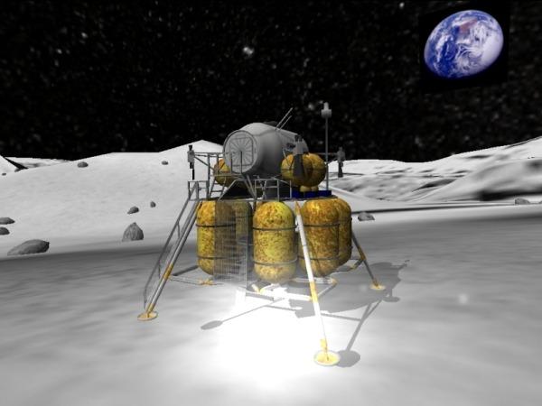 virtual space shuttle simulator - photo #31