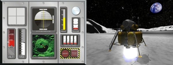 virtual space shuttle simulator - photo #14