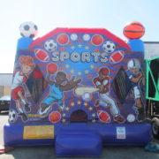sports trailer combo