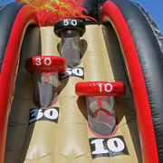 hoop zone game inflatable