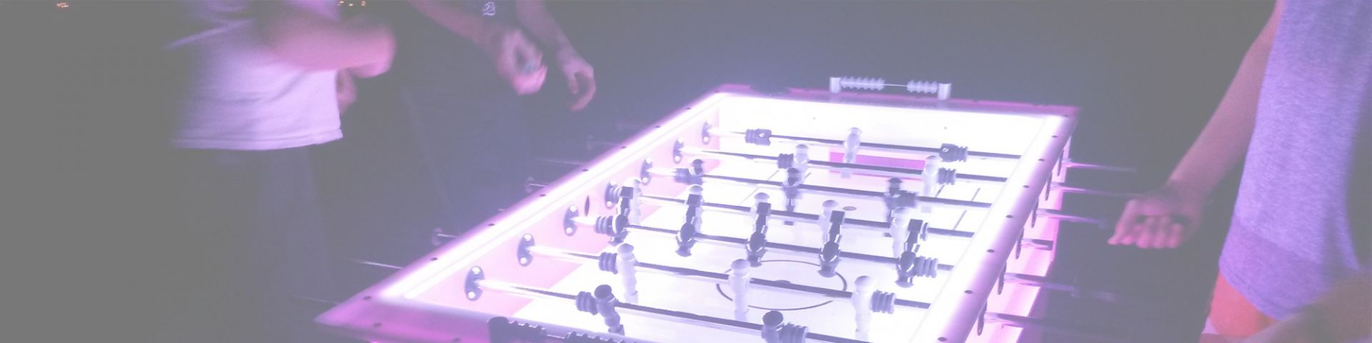 led table soccer
