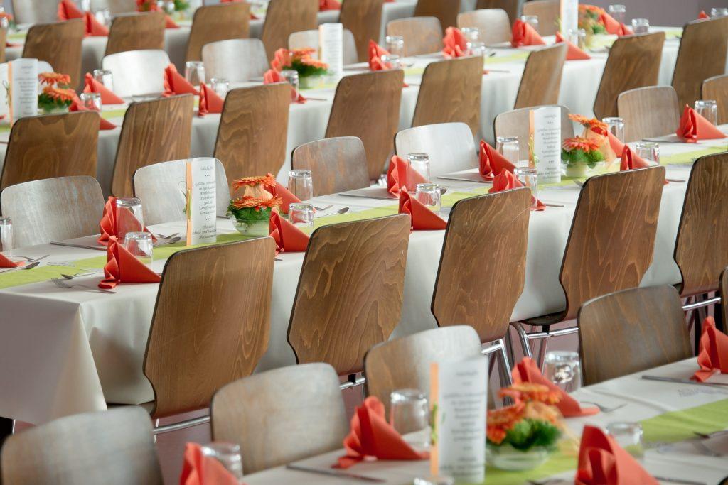 Wedding planning rental company