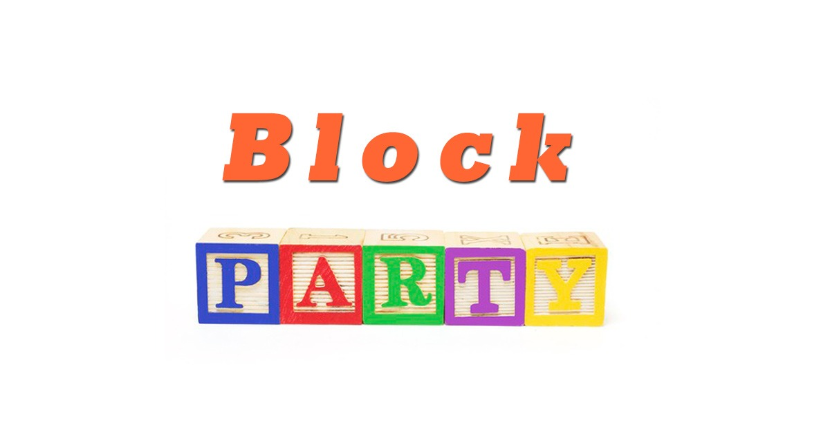Top Rentals for Your Block Party This Summer from NY Party Works