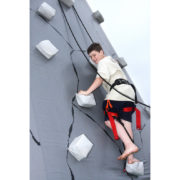 Inflatable Rockwall from NY Party Works
