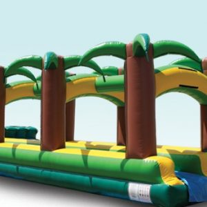 Tropical Slip & Slide Single Lane from NY Party Works